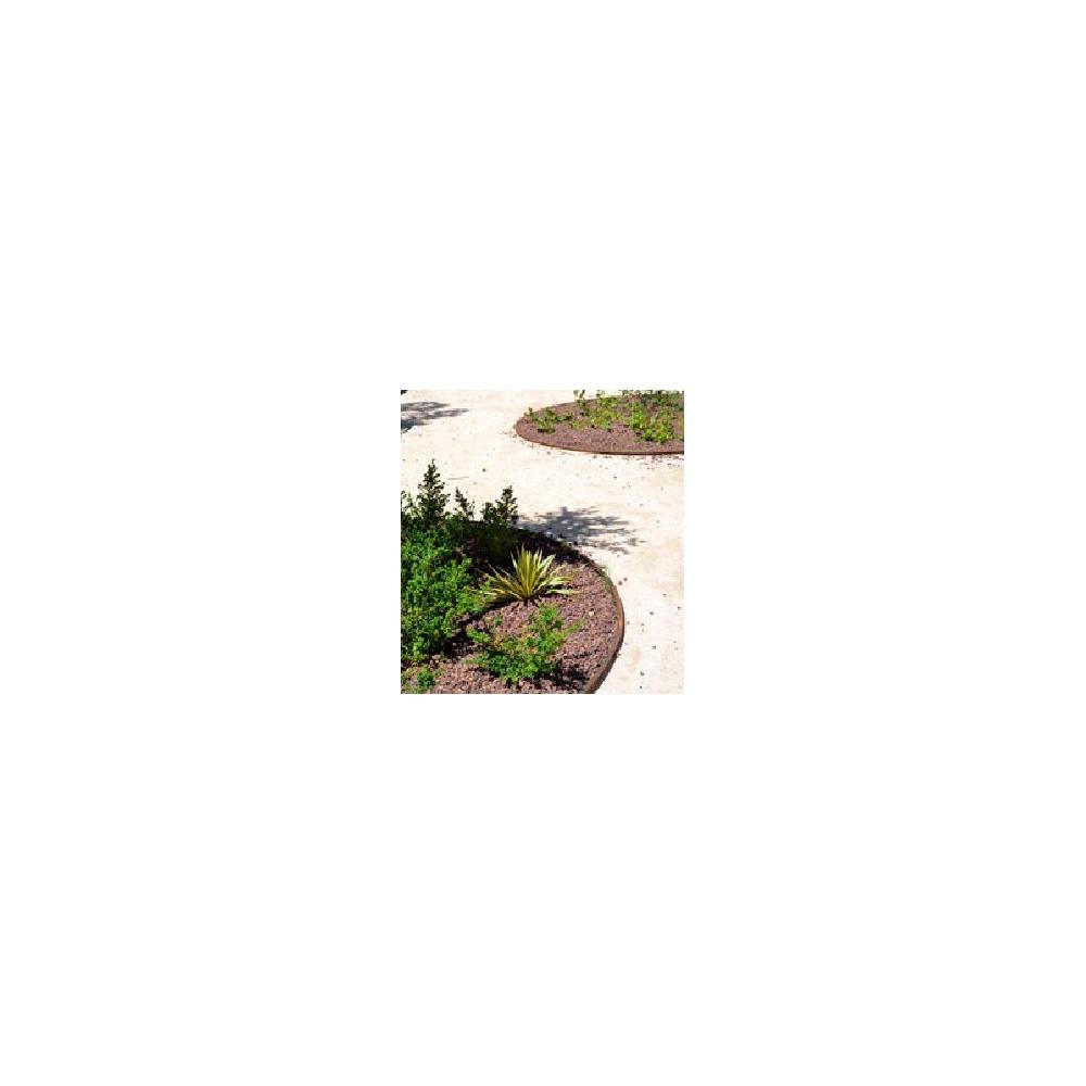 Bordure De Jardin Aspect Fer Forg Id Es Sur Les Parcs Et Leur  # Bordure De Jardin En Acier Fer Vieilli
