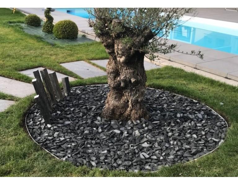 Bordure Jardin Volige Souple Pour Separation Massif Pelouse