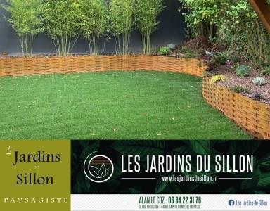 """DECOUVREZ """"LES JARDINS DU SILLON"""" - Alan LE COZ, UN PAYSAGISTE NANTAIS PASSIONNE !"""